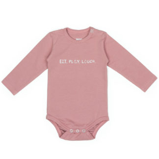 FRIEDA FREI Body Eat Play Laugh in Dusty Pink