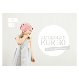 FRIEDA FREI Gutschein 30 Euro