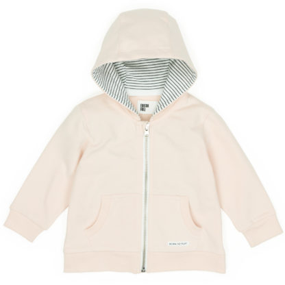 FRIEDA FREI Hoodie Companion in Peach