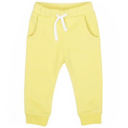 FRIEDA FREI Hose Cosy Walk in Jumping Yellow