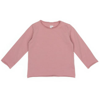 FRIEDA FREI Langarmshirt Vintage Love in Dusty Pink