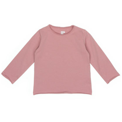 FRIEDA FREI Langarmshirt Vintage Love in Dusty Pink