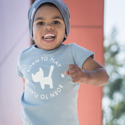FRIEDA FREI T-Shirt Supakat in River Blue