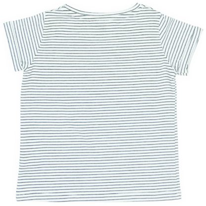 FRIEDA FREI T-Shirt Ahoi Kid in Black and White