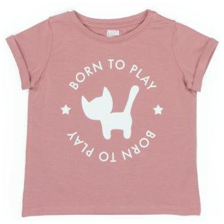 FRIEDA FREI T-Shirt Supakat in Dusty Pink