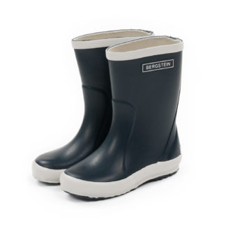 Kinder Gummistiefel Rainboot in Dark Blue von Bergstein