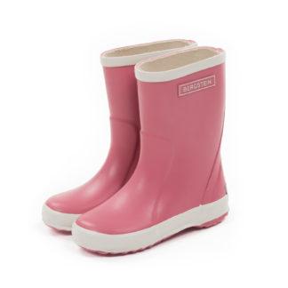 Kinder Gummistiefel Rainboot in Pink von Bergstein